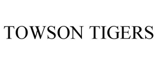 mark for TOWSON TIGERS, trademark #85083444
