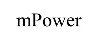 mark for MPOWER, trademark #85083612
