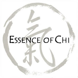 mark for ESSENCE OF CHI, trademark #85084605