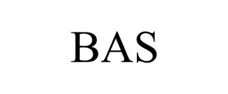 mark for BAS, trademark #85084807