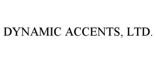 mark for DYNAMIC ACCENTS, LTD., trademark #85085249