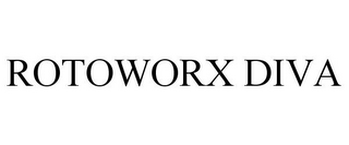mark for ROTOWORX DIVA, trademark #85085615