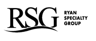 mark for RSG RYAN SPECIALTY GROUP, trademark #85085835