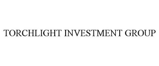 mark for TORCHLIGHT INVESTMENT GROUP, trademark #85086406