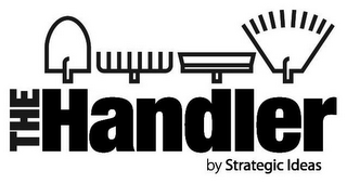 mark for THE HANDLER BY STRATEGIC IDEAS, trademark #85086523