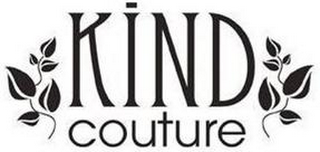 mark for KIND COUTURE, trademark #85086743