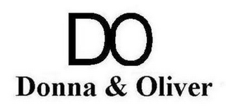 mark for DO DONNA & OLIVER, trademark #85087139