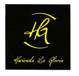 mark for HACIENDA LA GLORIA HG, trademark #85088224