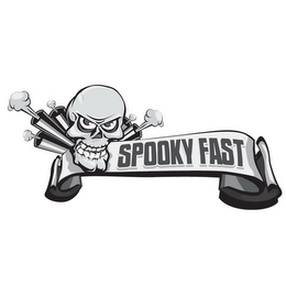 mark for SPOOKY FAST, trademark #85088440