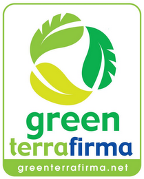 mark for GREEN TERRAFIRMA GREENTERRAFIRMA.NET, trademark #85089181