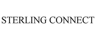 mark for STERLING CONNECT, trademark #85090904