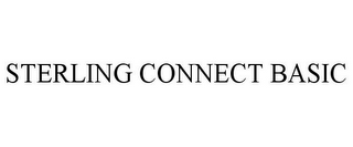 mark for STERLING CONNECT BASIC, trademark #85090938