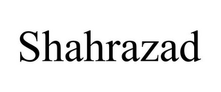 mark for SHAHRAZAD, trademark #85091379