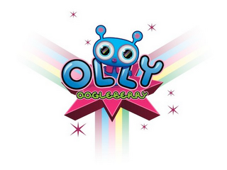 mark for OLLY OOGLEBERRY, trademark #85091981