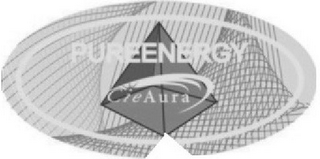mark for PUREENERGY CIEAURA, trademark #85092044