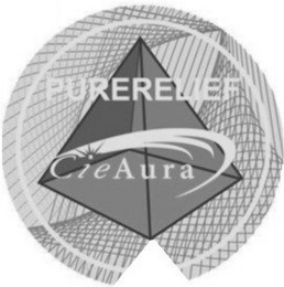 mark for PURERELIEF CIEAURA, trademark #85092052