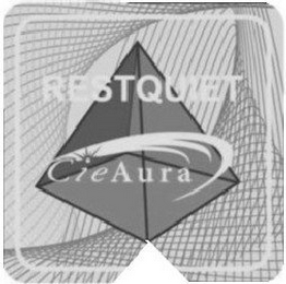 mark for RESTQUIET CIEAURA, trademark #85092060