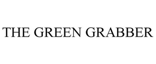 mark for THE GREEN GRABBER, trademark #85094302