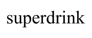mark for SUPERDRINK, trademark #85097130