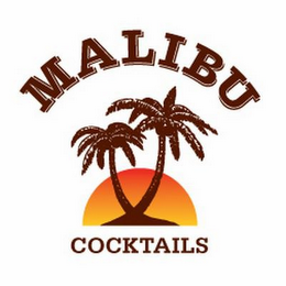 mark for MALIBU COCKTAILS, trademark #85097968