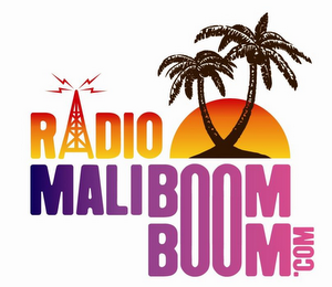 mark for RADIO MALIBOOM BOOM .COM, trademark #85098053