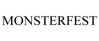 mark for MONSTERFEST, trademark #85098241