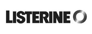 mark for LISTERINE 0, trademark #85098713
