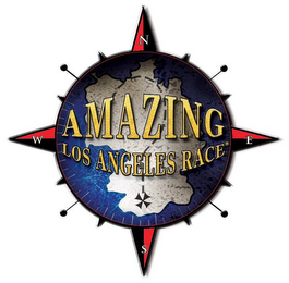 mark for AMAZING LOS ANGELES RACE, trademark #85099802