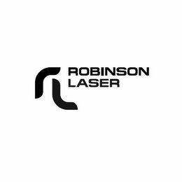 mark for RL ROBINSON LASER, trademark #85100289