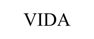 mark for VIDA, trademark #85100959