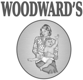 mark for WOODWARD'S, trademark #85101812
