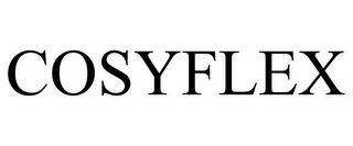 mark for COSYFLEX, trademark #85102249