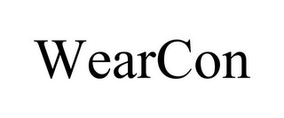 mark for WEARCON, trademark #85103200
