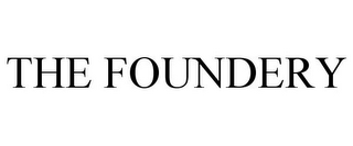 mark for THE FOUNDERY, trademark #85103449