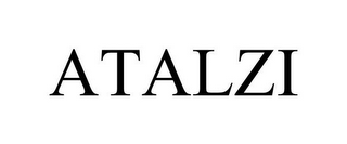 mark for ATALZI, trademark #85103560