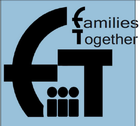 mark for FAMILIES TOGETHER, trademark #85105520