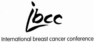 mark for IBCC INTERNATIONAL BREAST CANCER CONFERENCE, trademark #85105720