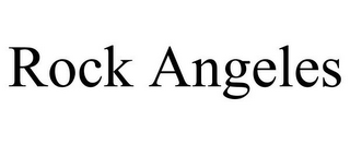 mark for ROCK ANGELES, trademark #85107741