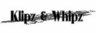 mark for KLIPZ & WHIPZ, trademark #85107966