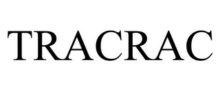 mark for TRACRAC, trademark #85107989