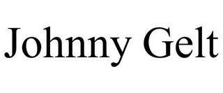 mark for JOHNNY GELT, trademark #85108245