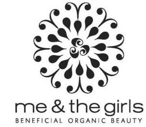 mark for ME & THE GIRLS BENEFICIAL ORGANIC BEAUTY, trademark #85110039