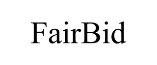mark for FAIRBID, trademark #85110356