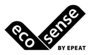 mark for ECO SENSE BY EPEAT, trademark #85112607