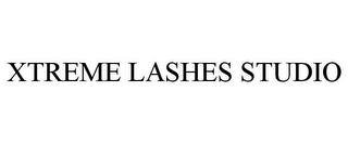 mark for XTREME LASHES STUDIO, trademark #85113134