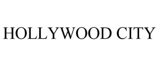 mark for HOLLYWOOD CITY, trademark #85114418