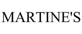 mark for MARTINE'S, trademark #85114428