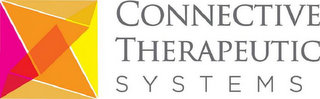 mark for CONNECTIVE THERAPEUTIC SYSTEMS, trademark #85114854