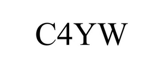 mark for C4YW, trademark #85116870