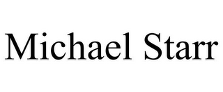 mark for MICHAEL STARR, trademark #85117137